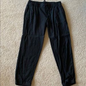Old navy ankle length linen pants